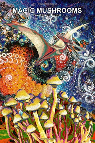 Cuaderno: MAGIC MUSHROOMS