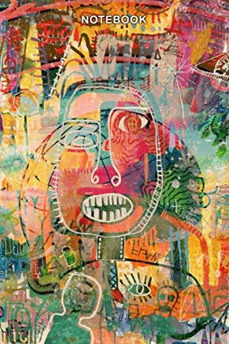 COVER: NOTEBOOK-GRAFFITI