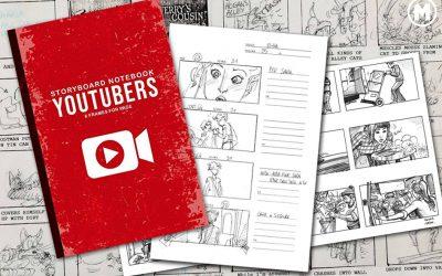 STORYBOARDS, EL ESQUELETO DE LA OBRA AUDIOVISUAL