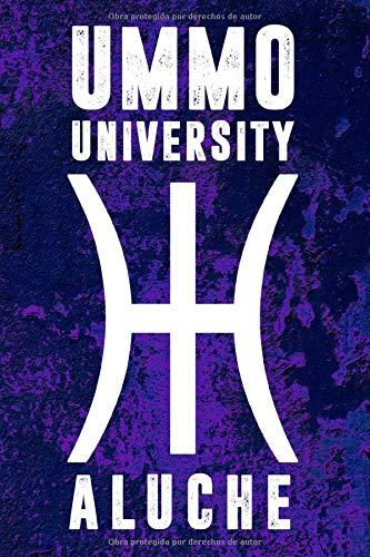 cuaderno: UMMO UNIVERSITY