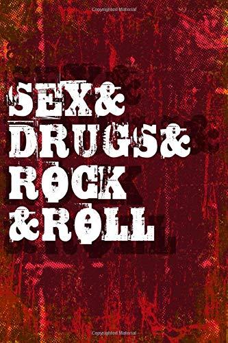 Cuaderno: SEX & DRUGS & ROCK & ROLL