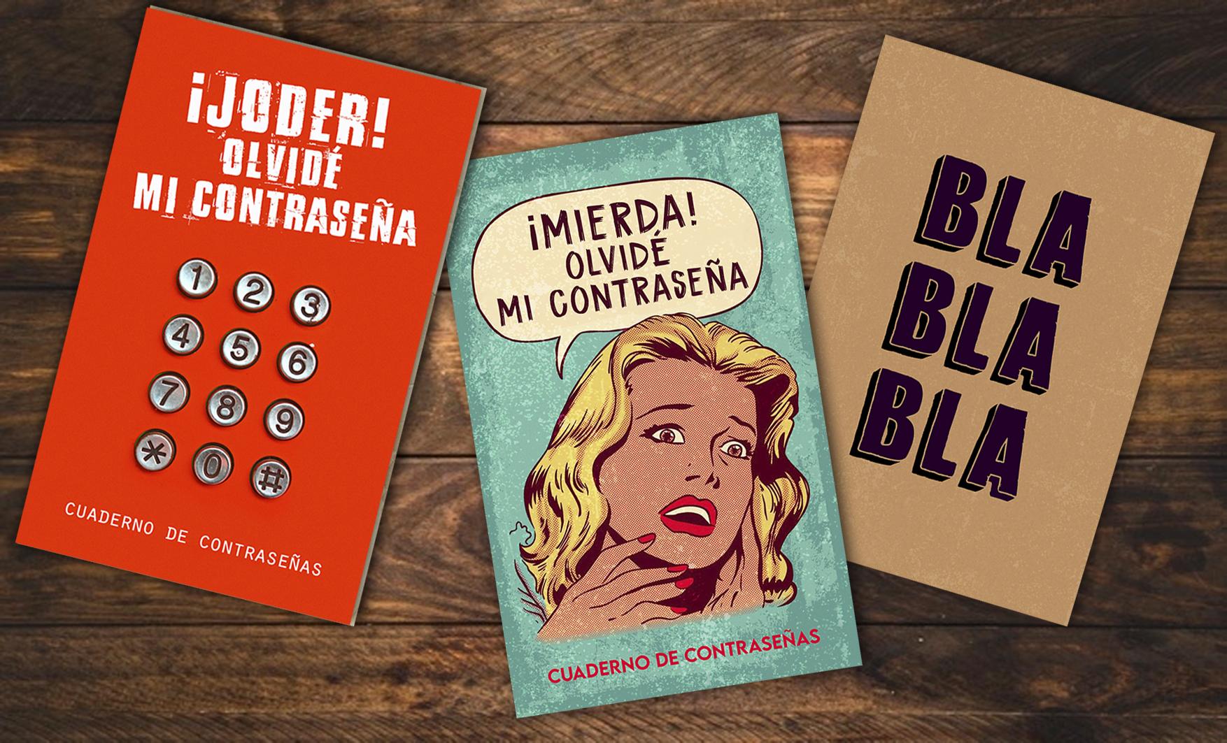 Imagen para el Catálogo de cuadernos Extreme Notebooks